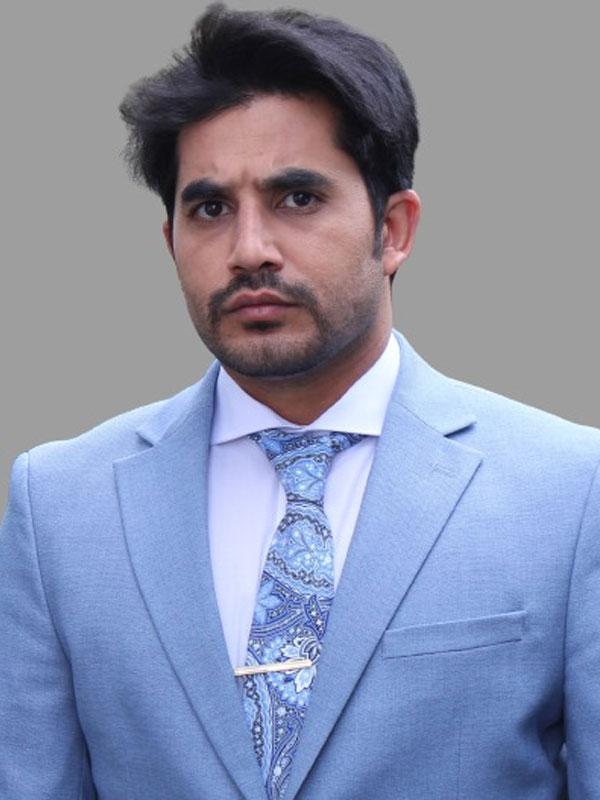 M. sc.  Ahsan Ali